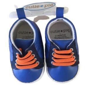 Cutie Pie infant sneakers